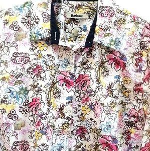 Barbour Floral Shirt